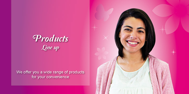 Sofy offers wide range of products, which makes you shine without a pause.